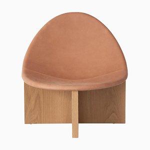 Blush Nido Lounge Chair by Estudio Persona