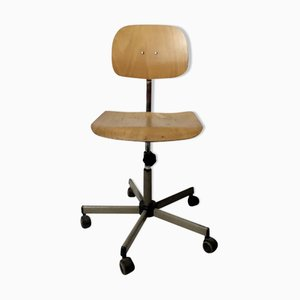 Mid-Century Lab Chair