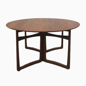 Tavolo da pranzo di Peter Hvidt & Orla Mølgaard-Nielsen, anni '50