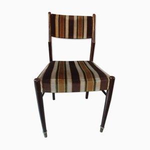 Vintage Velvet Chair, 1950s