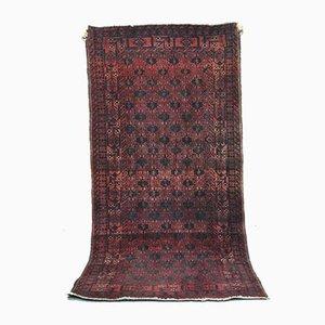 Antiker orientalischer Beluch Teppich, 1920er