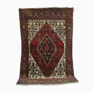 Antiker orientalischer Bidjar Teppich, 1930er