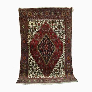 Antique Middle Eastern Bidjar Rug, 1930s