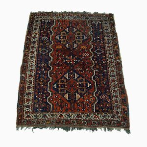 Antique Middle Eastern Shiraz Rug, 1900s