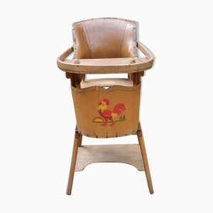 Modular High Children's Chair, 1950s