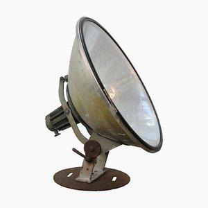 Large Vintage Industrial Olympic Stadium Amsterdam Metal Floor Lamp from Philips