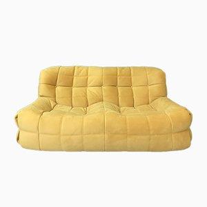 Vintage 2-Sitzer Kashima City Sofa von Michel Ducaroy für Ligne Roset