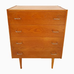 Mid-Century Czechoslovakian Chest of Drawers, 1970s