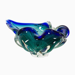 Murano Glass Bowl, 1950s
