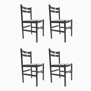 Dining Chairs, 1994, Set of 4