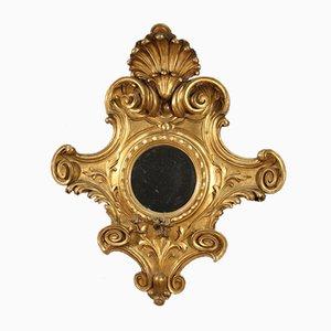 Italian Gilded Mirror, 1960s