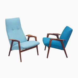 Armchairs by Yngve Ekström for Pastoe, 1960s, Set of 2