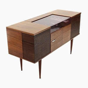 LF730 Turntable Stereo Credenza from Lesa, 1960s