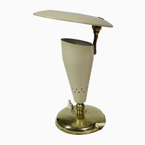 Lampada da tavolo di Angelo Lelli per Arredoluce, anni '50