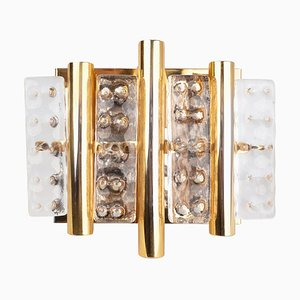 Mid-Century Sconce by Hans-Agne Jakobsson for Orrefors
