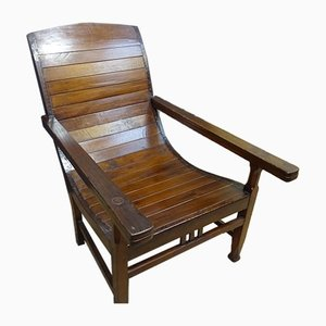 Dutch Plantation Armchair, 1920s