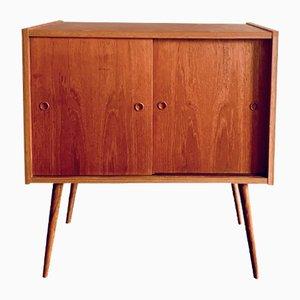 Aparador danés Mid-Century de teca de Preben Sorensen para Randers Furniture Factory, años 60
