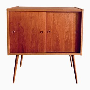 Mid-Century Danish Teak Sideboard by Preben Sorensen for Randers Furniture Factory, 1960s