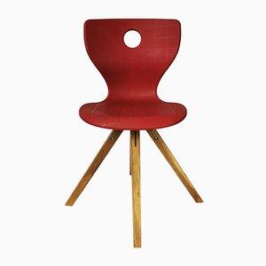Desk Chair by Verner Panton for Vereinigte Spezialmöbelfabriken, Germany, 2000s