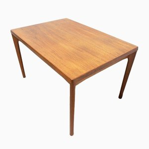 Mid-Century Danish Teak Dining Table by Henning Kjaernulf for Vejle Stole, 1960s
