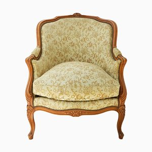 French Louis XV Revival Armchair, 1950s