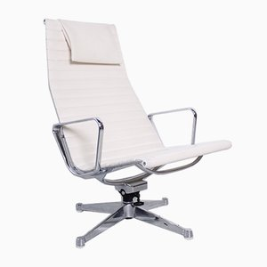 Mid-Century EA 116 Swivel Chair by Charles & Ray Eames for Herman Miller