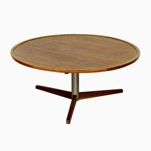 Table Basse Mid-Century Moderne en Teck par Martin Visser pour 't Spectrum, 1950s