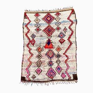 Vintage Azilal Berber Teppich