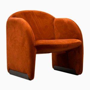 Mid-Century Ben Armchair by Pierre Paulin for Artifort