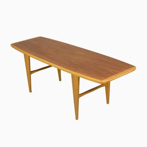 Mid-Century Danish Coffee Table, 1950s