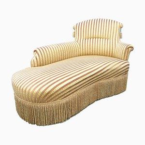 Antikes Recamiere Sofa, 1930er