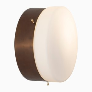 Virgin I Solare Collection Ceiling or Wall Lamp by Design for Macha