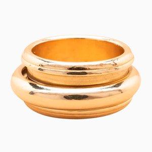 Anello modello Possession Ring color oro di Piaget, inizio XXI secolo
