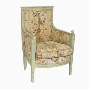 Late-18th Century Directoire Period Shepherdess Armchair