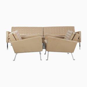 Sofa Set von Roland Rainer für Wilkhahn, 1956, 3er Set