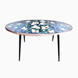 Mid-Century Rosalinda Coffee Table from Siltal, Italy, 1960s