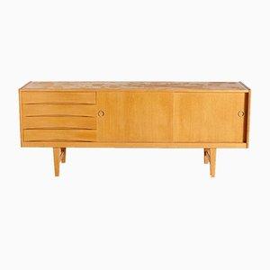 Mid-Century Danish Oak Sideboard, 1960s
