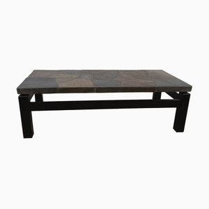 Vintage Stone Coffee Table