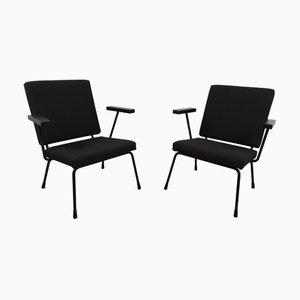 Modell 1407 Sessel von André Cordemeyer / Dick Cordemeijer für Gispen, 1950er
