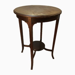Louis Philippe Mahogany Table