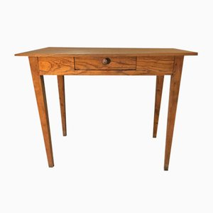 Rustic Oak Table, 1920s