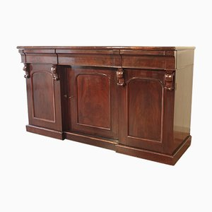 19th Century British Victorian Sideboard Console