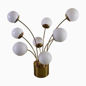 Deckenlampe von Pia Guidetti Crippa für Lumi, 1970er