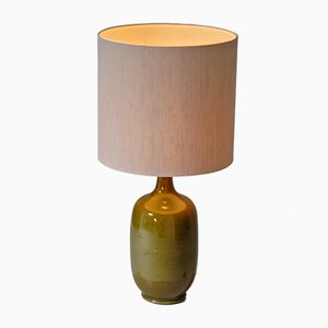 Vintage French Ceramic Table Lamp from Christian Ziegler