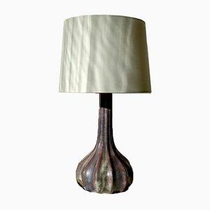 Lampada da tavolo in gres di Michael Andersen, anni '60