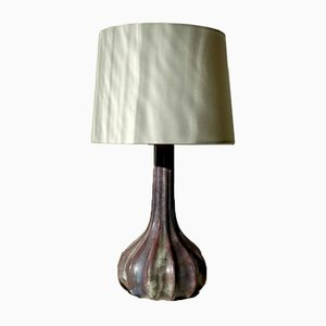 Stoneware Table Lamp from Michael Andersen, 1960s