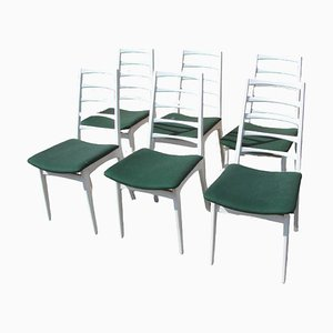 Chairs, 1970s, Set of 6