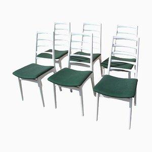 Chaises, 1970s, Set de 6