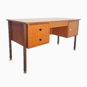 Vintage Danish Teak Director's Desk, 1960s