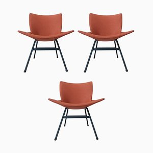 Lupina Chairs by Niko Kralj for Stol Kamnik, 1970s, Set of 3
